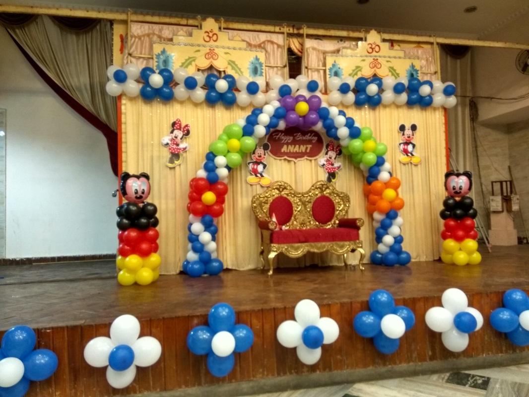 Best birthday party organisers in bangalore birthday for Balloon decoration in bangalore